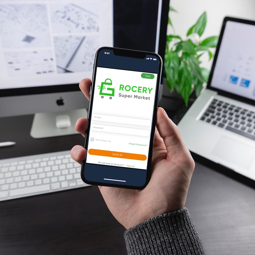 Grocery Clone App